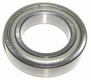 100 mm x 150 mm x 24 mm  NKE 6020-2Z deep groove ball bearings