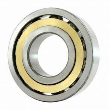 90 mm x 190 mm x 43 mm  NSK 7318 B angular contact ball bearings