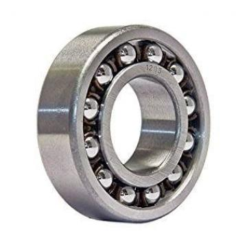 90 mm x 190 mm x 43 mm  NACHI NU 318 cylindrical roller bearings