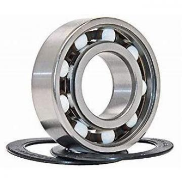 90 mm x 190 mm x 43 mm  KOYO NU318R cylindrical roller bearings