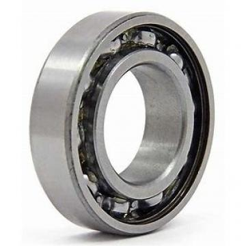 90 mm x 190 mm x 43 mm  NACHI 7318CDB angular contact ball bearings