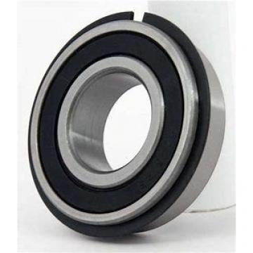 90 mm x 190 mm x 43 mm  NSK NJ318EM cylindrical roller bearings