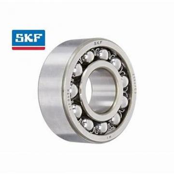 40 mm x 80 mm x 23 mm  ISO NCF2208 V cylindrical roller bearings